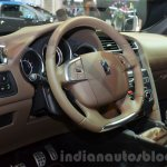 2016 DS 4 interior at the 2015 IAA