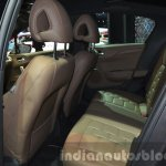 2016 DS 4 rear seat at the 2015 IAA