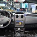 2016 Dacia Duster dashboard at IAA 2015