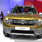 2016 Dacia Duster front at IAA 2015