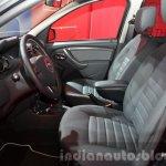 2016 Dacia Duster front seats at IAA 2015
