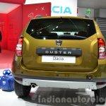 2016 Dacia Duster rear at IAA 2015