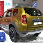 2016 Dacia Duster rear three quarter at IAA 2015