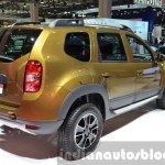 2016 Dacia Duster rear three quarter right at IAA 2015