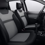 2016 Dacia Duster seats press shots