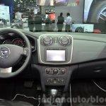 2016 Dacia Sandero Stepway with Easy-R AMT dashboard at the IAA 2015