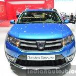 2016 Dacia Sandero Stepway with Easy-R AMT front at the IAA 2015