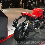2016 Ducati Monster 1200R rear three quarters right at the IAA 2015