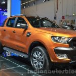 2016 Ford Ranger Wildtrak Euro spec at IAA 2015