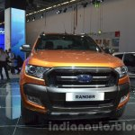 2016 Ford Ranger Wildtrak front at IAA 2015