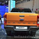 2016 Ford Ranger Wildtrak rear at IAA 2015