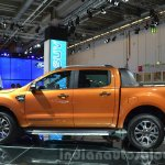 2016 Ford Ranger Wildtrak side profile at IAA 2015
