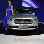 2016 Ford Taurus front at the 2015 Chengdu Motor Show