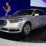 2016 Ford Taurus front quarters at the 2015 Chengdu Motor Show