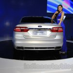 2016 Ford Taurus rear at the 2015 Chengdu Motor Show