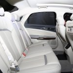 2016 Ford Taurus rear seat production spec