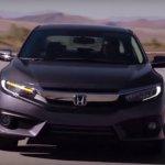 2016 Honda Civic video