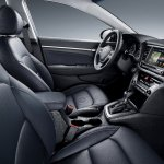 2016 Hyundai Elantra interior press shots
