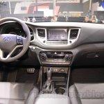 2016 Hyundai Tucson dashboard at the 2015 Chengdu Motor Show