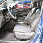 2016 Hyundai Tucson front seat at the 2015 Chengdu Motor Show