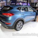 2016 Hyundai Tucson rear quarters at the 2015 Chengdu Motor Show
