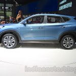 2016 Hyundai Tucson side at the 2015 Chengdu Motor Show