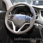 2016 Hyundai Tucson steering at the 2015 Chengdu Motor Show