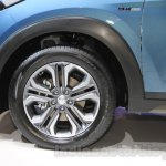 2016 Hyundai Tucson wheel at the 2015 Chengdu Motor Show