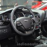 2016 Kia Ceed (facelift) steering wheel at IAA 2015