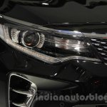 2016 Kia K5 headlight at the 2015 Chengdu Motor Show