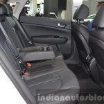 2016 Kia Optima rear seats legroom at IAA 2015