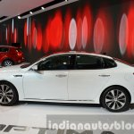 2016 Kia Optima side left at IAA 2015
