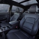 2016 Kia Sportage seats press shots