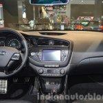 2016 Kia ceed Sportswagon GT dashboard interior at IAA 2015