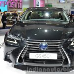 2016 Lexus GS 450h (facelift) front at IAA 2015