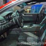 2016 Maserati Ghibli front cabin at the IAA 2015