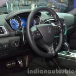 2016 Maserati Ghibli interior at the IAA 2015