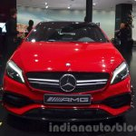 2016 Mercedes A45 AMG at the 2015 IAA