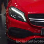 2016 Mercedes A45 AMG headlamp at the 2015 IAA