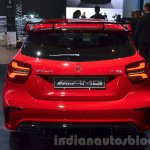 2016 Mercedes A45 AMG rear at the 2015 IAA