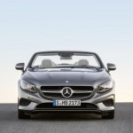 2016 Mercedes S Class Cabriolet front unveiled