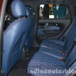 2016 Mini Clubman rear seats at the IAA 2015