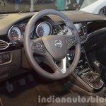 2016 Opel Astra interior at the IAA 2015