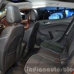 2016 Opel Astra rear cabin at the IAA 2015