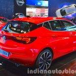 2016 Opel Astra rear three quarter at the IAA 2015