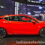 2016 Opel Astra side at the IAA 2015