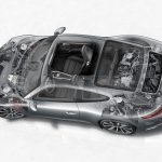 2016 Porsche 911 Carrera facelift chassis unveiled