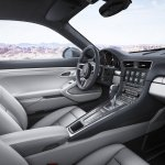 2016 Porsche 911 Carrera facelift interior unveiled