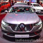 2016 Renault Talisman front at the IAA 2015