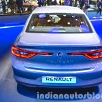 2016 Renault Talisman rear at the IAA 2015